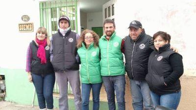 """Montero: """"Hoy contamos con 371 afiliados al SOEMB"""""""
