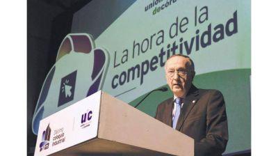 La UIA prepara un informe crítico ante el fuerte aumento de importaciones de Brasil