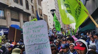 En Bahía Blanca, la CGT adhiere a la movilización convocada para mañana