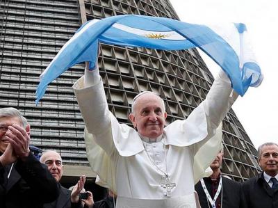 La Iglesia anhela que baje la tensión y se destrabe la visita del Papa