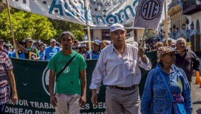 En Salta también marcharán contra el Gobierno nacional