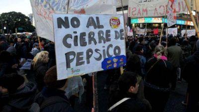 Nueva marcha por Pepsico