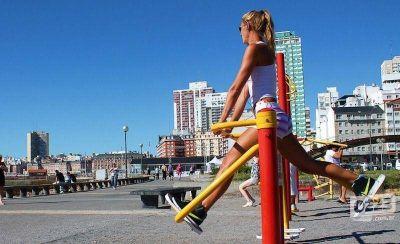 Invertirán 190 mil dólares para promover el deporte y la salud en plazas de la ciudad