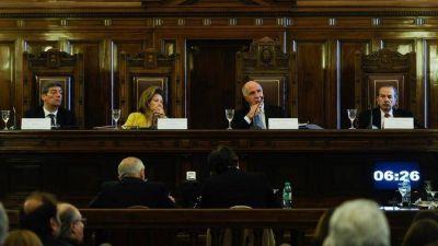 Coparticipación: la Corte les preguntó a las provincias si seguirán con sus juicios