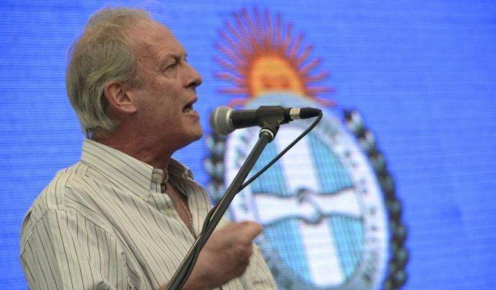 """Según Andrés Rodríguez, la marcha """"no necesariamente"""" es la antesala de un paro"""