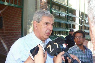 EL VICEGOBERNADOR SE REFIRIÓ A LA PRISIÓN DOMICILIARIA DE MILAGRO SALA