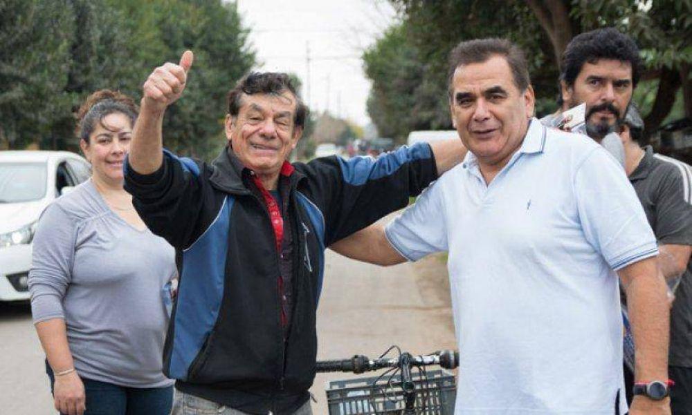 José Molina rechazó rumores de renuncia y aseguró que será parte de la lista de Unidad Ciudadana
