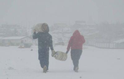 Municipalidad releva necesidades y emergencias ante la nevada