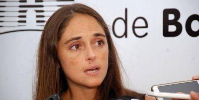 María Laura Biondini asumió como Intendente interina