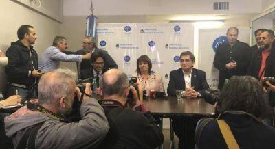 Patricia y Garavano abandonaron una reunión por Santiago, tras pelearse con Abuelas y Madres