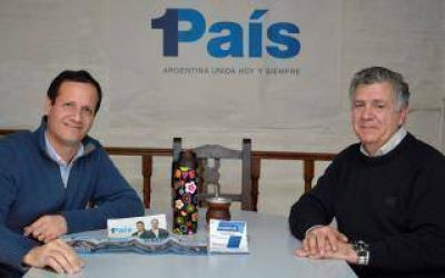 Elecciones 2017: Excandidato de Randazzo se pasó al frente 1País en Lomas de Zamora