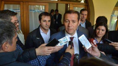Gutiérrez negó diferencias internas en el MPN
