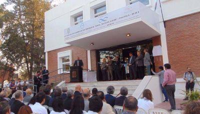Inauguraron el Centro Tecnológico