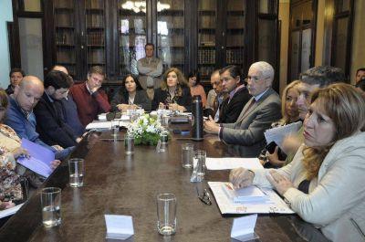 Diputados recibieron a representantes del termalismo para analizar proyectos que benefician al sector