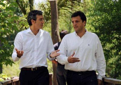 Massa y Randazzo, con el mismo desafío post PASO: contener a los propios, que amenazan revelarse