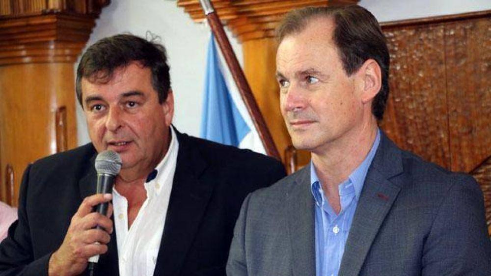 """""""Bordet nos convocó a intensificar la militancia para revertir el resultado en octubre"""", dijo el intendente Rebord"""
