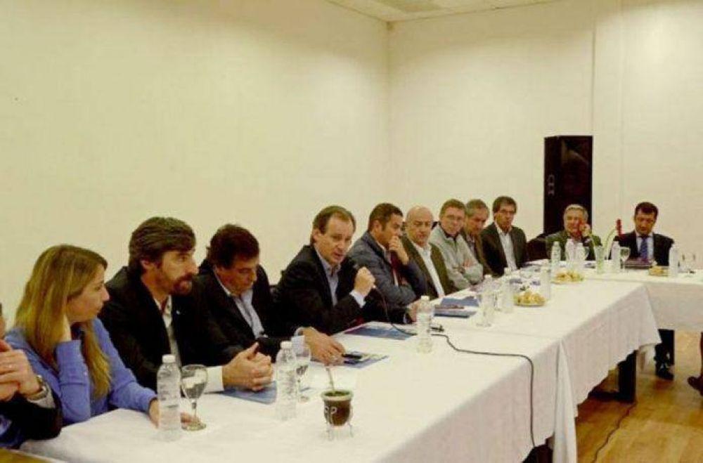 Gustavo Bordet le pidió a sus funcionarios compromiso