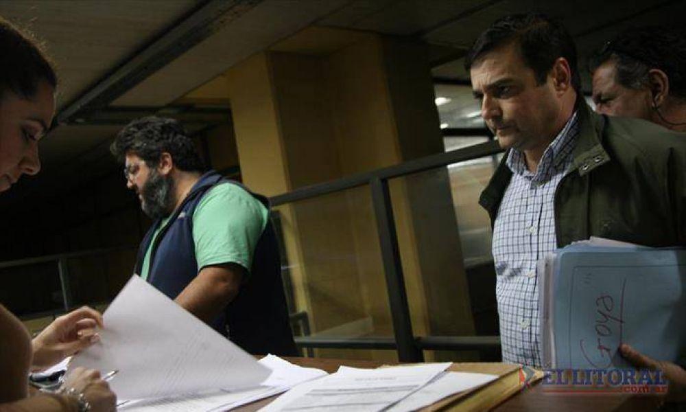 Oficializan las 3 fórmulas a gobernador y ex apoderada radical impugna lista de Colombi