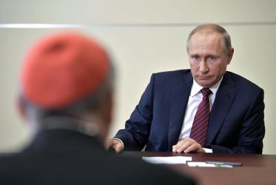 Putin celebró el