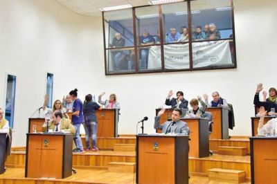 El Concejo aprobó un aumento del 32.3% a la tarifa de taxi