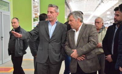 Arcioni valoró predisposición a colaborar de Nación y ratificó que seguirá «las directivas que dejó Das Neves»
