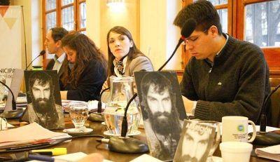 El Concejo pidió por la aparición con vida de Santiago Maldonado