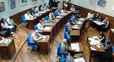 El Concejo de Avellaneda pidió por la aparición de Santiago Maldonado