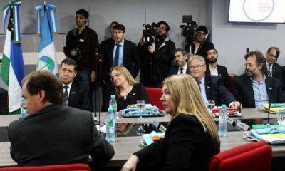 Kirchner pidió cumplir con cada provincia para el desarrollo del país