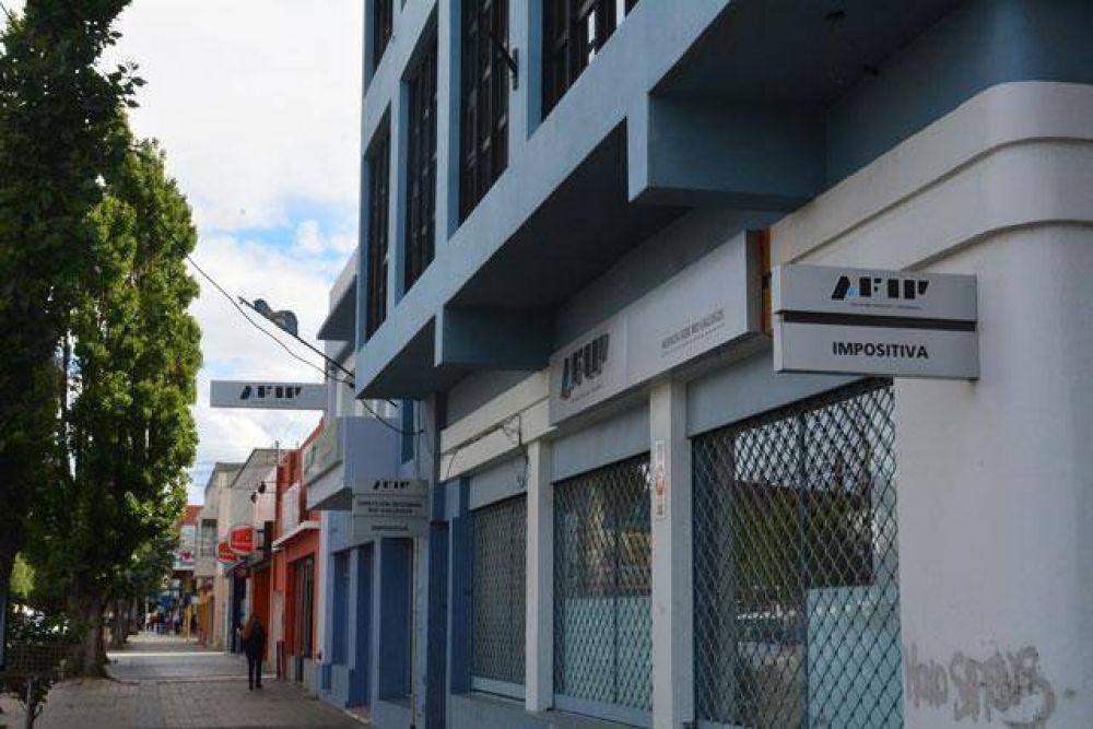 AFIP dictó suspensión de ejecuciones fiscales