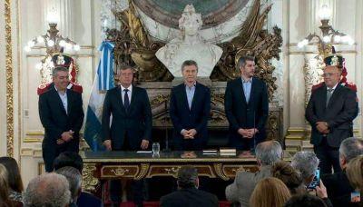 Vignolo, alfil de Colombi, asumió oficialmente como nuevo titular del Plan Belgrano