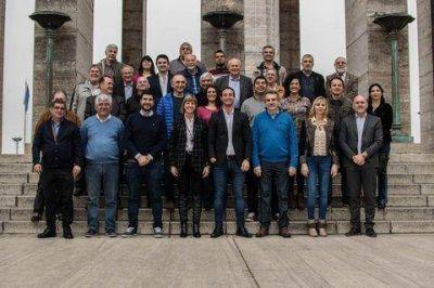 Muestra de unidad del peronismo provincial de cara a octubre