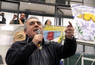 """Schmid: """"Los que están en la Casa Rosada son apenas inquilinos"""""""