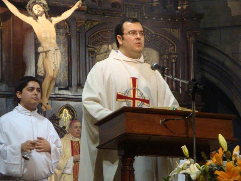 Todo listo para la ordenación episcopal de monseñor Gabriel Mestre