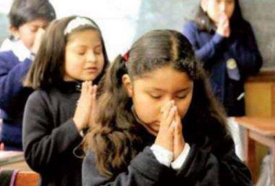 La enseñanza religiosa no puede considerarse un acto de discriminación