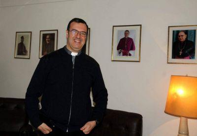 Por primera vez hoy un marplatense será ungido obispo de la Diócesis local