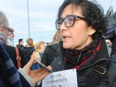 """Gabriela Sánchez: """"Tiene que haber una renovación de la flota pesquera"""""""