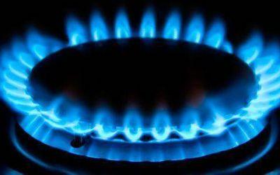 La factura de gas por los consumos de julio y agosto se podrá pagar en cuatro cuotas mensuales