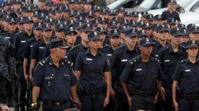 Policía bonaerense: el 30% de los efectivos estaban vinculados al delito