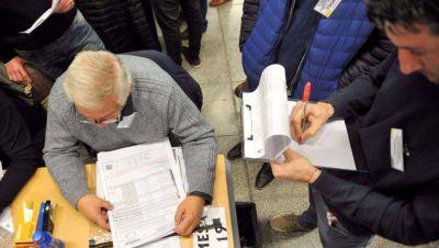 Entre los extranjeros los candidatos platenses más votados fueron los de Unidad Ciudadana