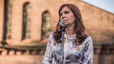 Cristina fue citada a declarar por lavado y piden investigarla por la plata de Báez