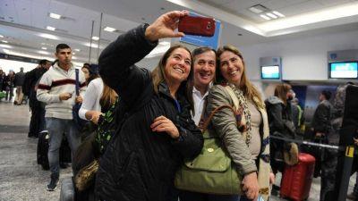 Argentina batió su récord de turistas: 10 millones sólo en el primer semestre