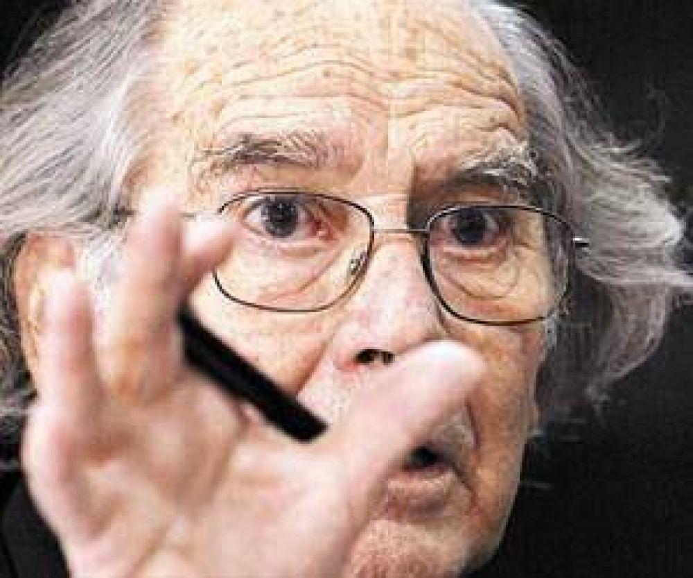 """Pérez Esquivel sobre Santiago Maldonado: """"Está en peligro la democracia de nuestro país"""""""