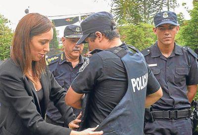 Vidal desplazó al jefe de Inteligencia de la Policía Bonaerense