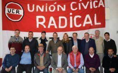 Foro de intendentes radicales en Cambiemos se reunió en General Alvear