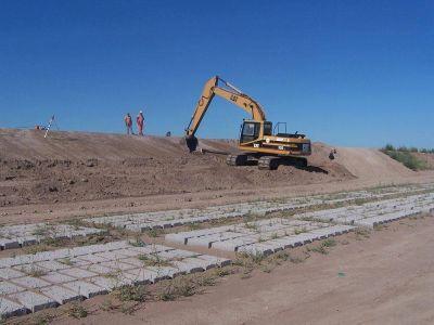 La Pampa: cayó un 50% el empleo registrado en la construcción
