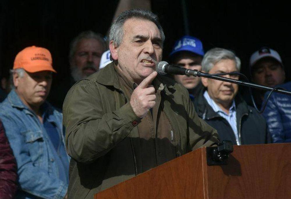 """Juan Carlos Schmid: """"A este y a cualquier gobierno le debería preocupar que el conflicto le vaya ganando la calle"""""""