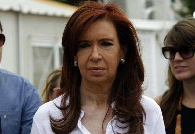 Cristina, cada vez más cerca de ir a un megajuicio por corrupción y lavado
