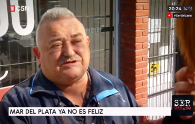 C5N emitió perverso programa político que perjudica a Mar del Plata