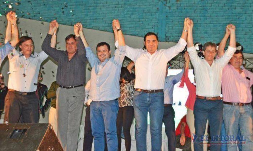 ECO+Cambiemos presenta hoy a todos sus candidatos para la provincia y municipios