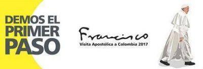 Viaje a Colombia, intensa preparación del Papa
